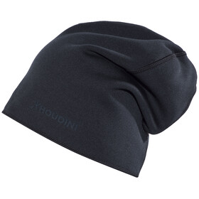 Houdini Toasty Top Heather - Couvre-chef - noir